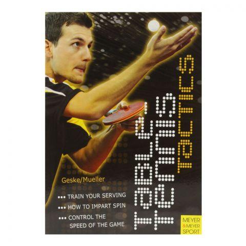 BOOK TABLE TENNIS TACTICS