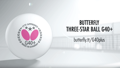 THREE-STAR BALL G40+